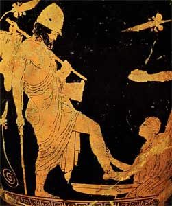 kleos in the odyssey by homer The odyssey the summary books one through eight begin the story and set the stage for the entire epic the first book, athena inspires the prince, basically speaks for itself.